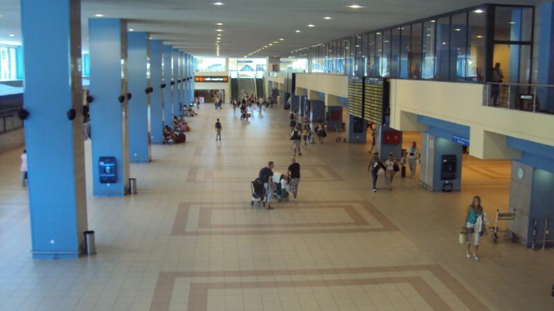 Международный аэропорт Родоса