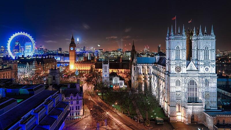 Немного о столице Англии