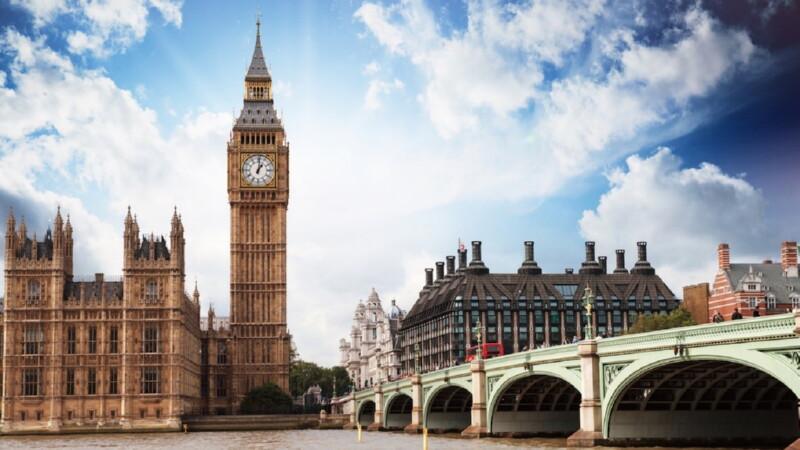 Почему именно Лондон?