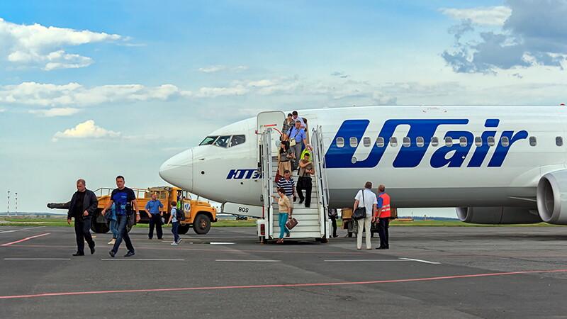 Рейсы из Москвы с пересадками