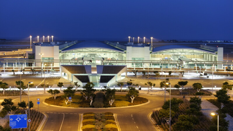 Аэропорт города Ларнака