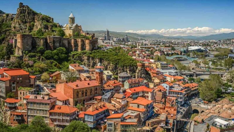 Краткая информация о Тбилиси
