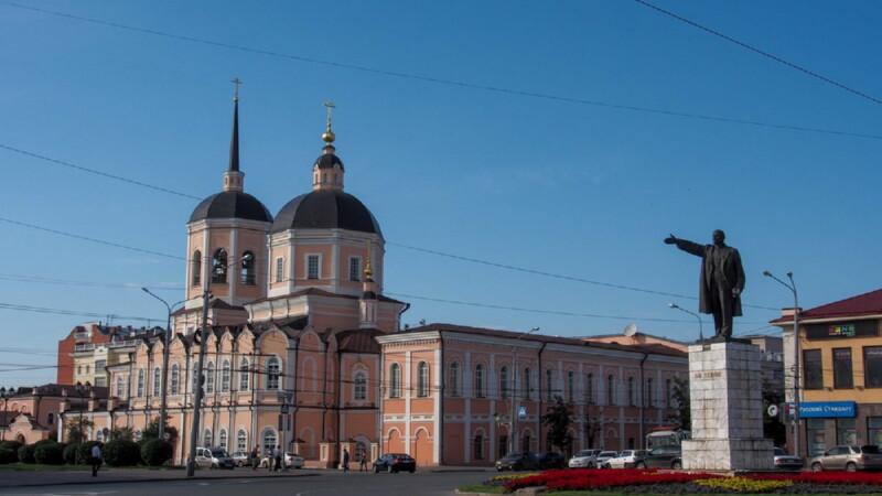 Общая информация о Томске