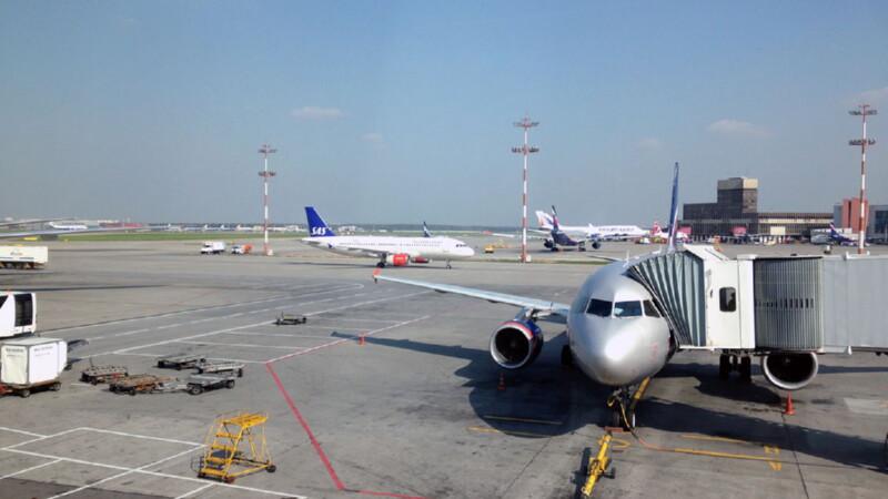 Сколько лететь из Москвы до Тель-Авива со стыковкой