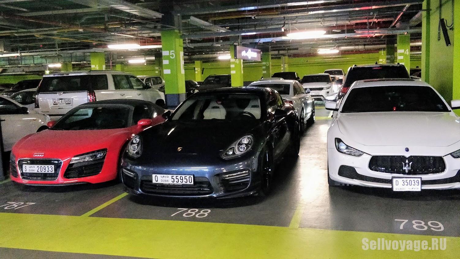 Аренда авто в Дубае заглавная картинка к статье