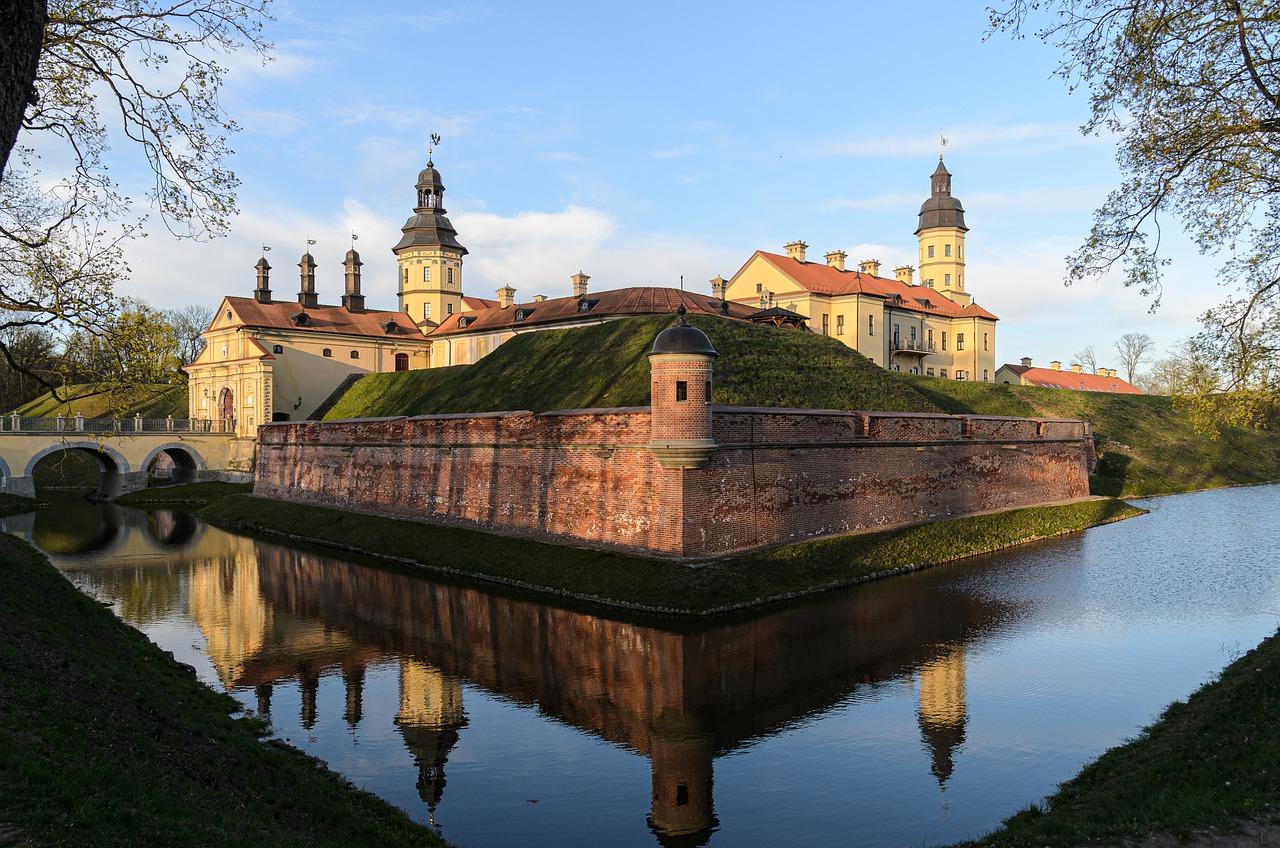 Где остановиться в Беларуси. Замок